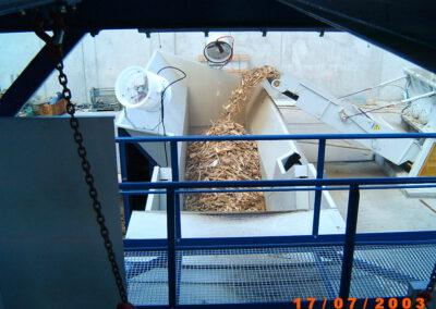Altholz / Biomasse